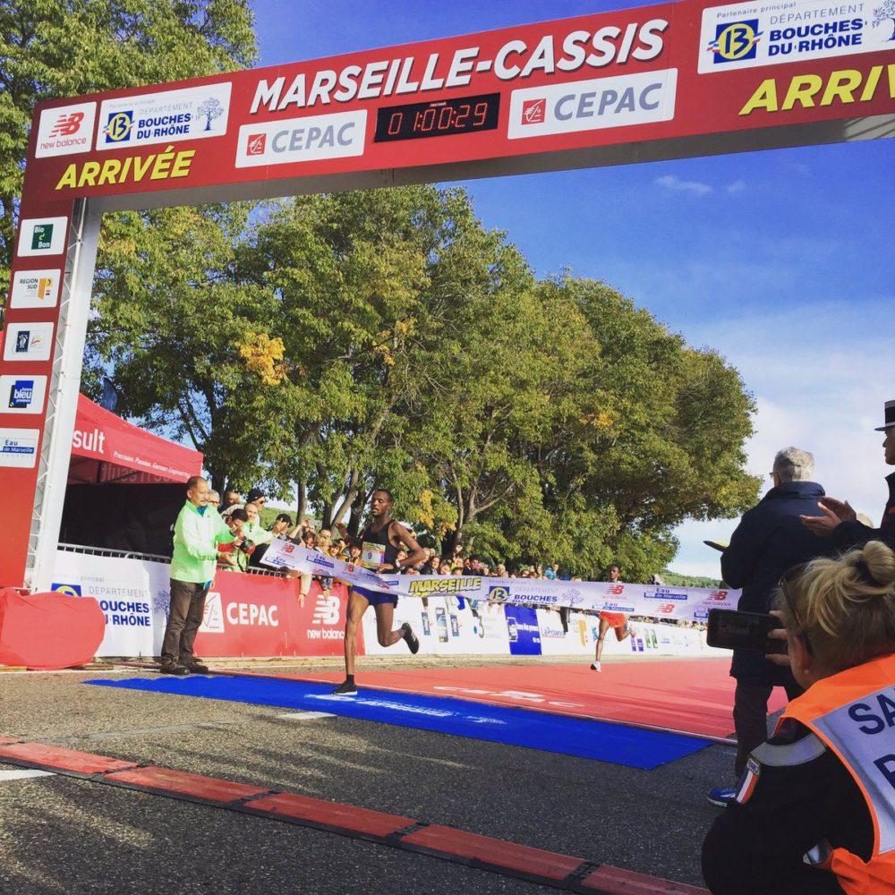 Résultats et classement 20 km Marseille – Cassis 2018