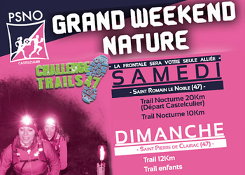 Grand Week-End Nature