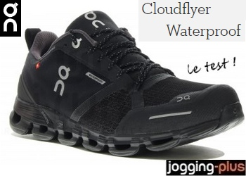 Test des On-Running Cloudflyer Waterproof