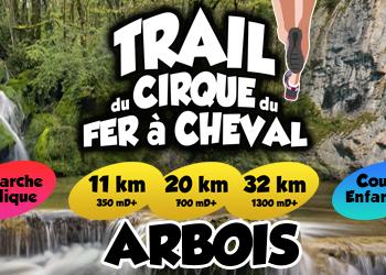 Photo de Trail du Cirque du Fer à Cheval 2021, Arbois (Jura)