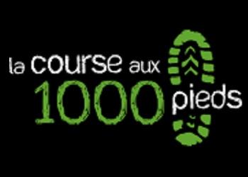 Course aux 1000 pieds