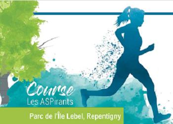 Photo de Course Les Aspirants, demi marathon de Repentigny 2020 (Canada)