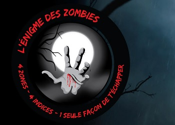 Base Bootcamp Halloween, l'Enigme des Zombies