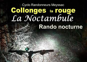 Photo de Noctambule de Collonges-la-Rouge 2020 (Corrèze)