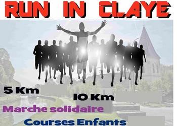 Run in Claye