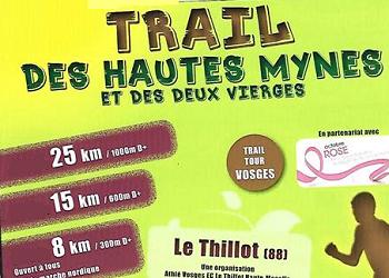 Trail des hautes Mynes
