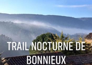 Trail nocturne de Bonnieux