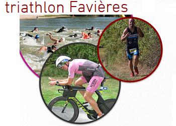 Triathlon de Favières
