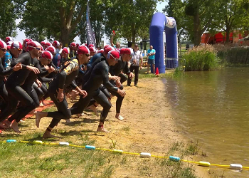 Triathlon du pays Thouarsais