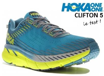 Photo de [Test] Hoka One One Clifton 5: Nouveau look et une valeur sûre