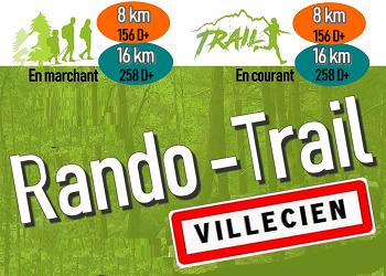 Rando Trail de Villecien