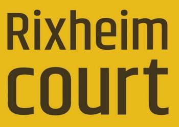Rixheim court