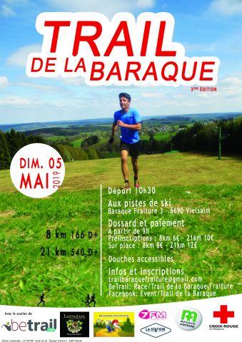 Trail De La Baraque Fraiture 2020 Vielsalm Belgique Jogging Plus Course A Pied Du Running Au Marathon