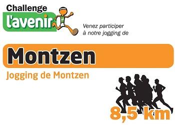 Jogging de Montzen