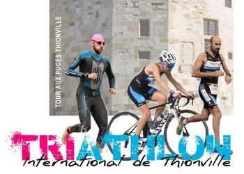 Triathlon International de Thionville