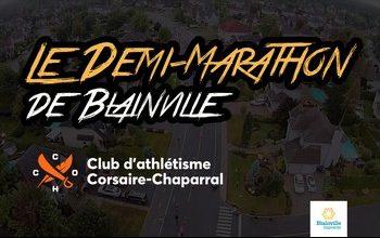 Demi Marathon de Blainville