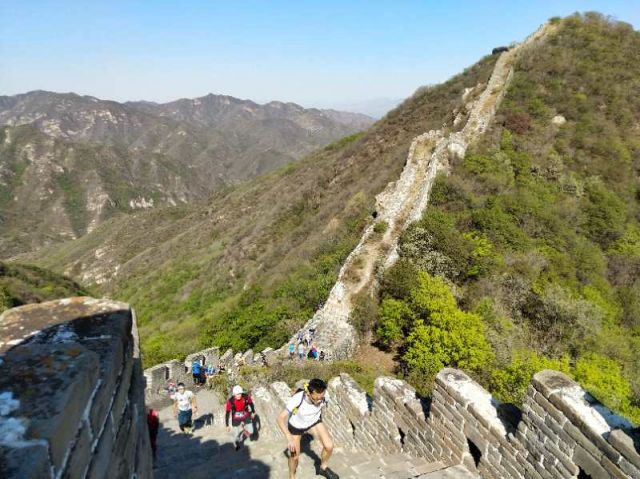 Great Wall of China Marathon GWCM