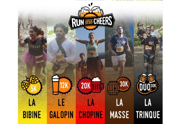 Run and Cheers