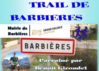 Trail de Barbières