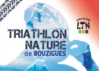 Triathlon nature de Bouzigues