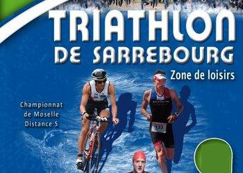 Triathlon de Sarrebourg
