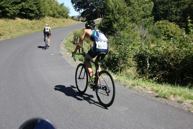 Triathlon du Lac Chambon