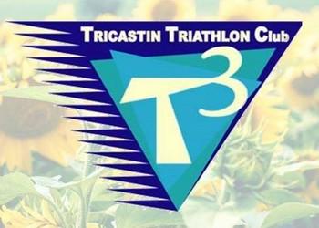 Triathlon du Tricastin en Drôme Provençale