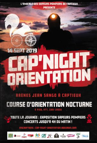Cap'Night Orientation