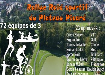 Rallye raid sportif du Plateau Picard