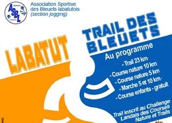 Trail des Bleuets