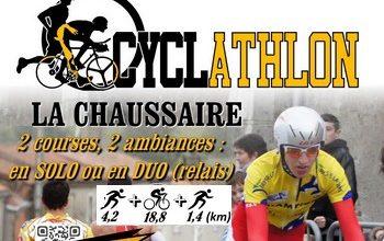 Photo de Cycl'Athlon de La Chaussaire 2020, Montrevault-sur-Èvre (Maine et Loire)
