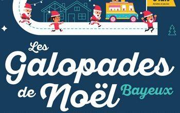 Photo de Galopades de Noël 2020, Bayeux (Calvados)