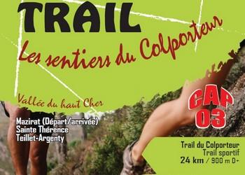 Trail des Sentiers du Colporteur