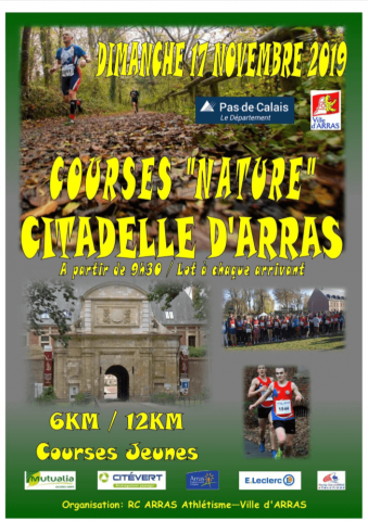 Course nature de la Citadelle