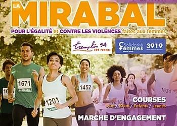 Mirabal, courses et marche pour l'égalité et contre les violences faites aux femmes