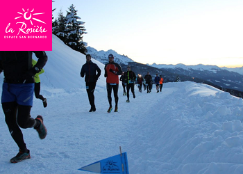 Trail Blanc de La Rosière