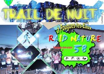 Trail de nuit Pouguois