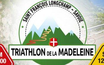 Photo de Triathlon de la Madeleine 2021, Saint-Rémy-de-Maurienne (Savoie)