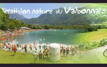 Photo de Triathlon Nature du Valbonnais 2021 (Isère)