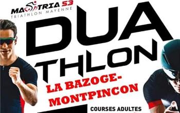 Photo de Duathlon de Mayenne 2020, La Bazoge-Montpinçon