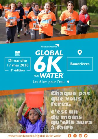 Global 6K for Water Baudrières