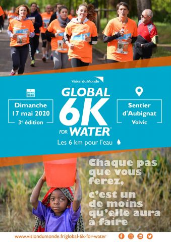 Global 6K for water Volvic