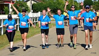 Marathon relais des entreprises et associations