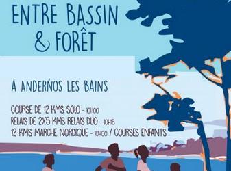 Course nature Entre Bassin et Forêt