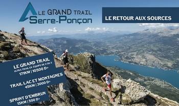 Photo de Grand Trail Serre-Ponçon 2021, Embrun (Hautes Alpes)