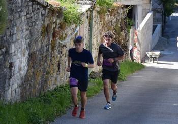 Ruée furieuse Trail des Forts Vauban