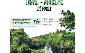 Photo de Trail de la Forêt de Saint Sever 2020, Saint-Sever-Calvados