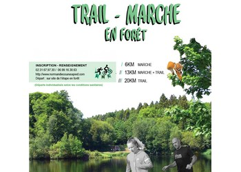 Trail de la Forêt de Saint Sever