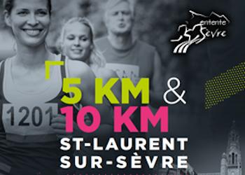 10 km de Saint Laurent sur Sèvre
