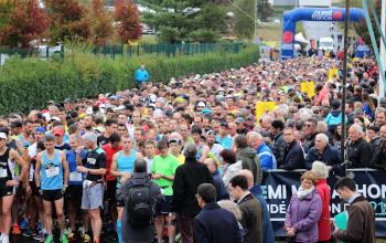 Photo de Semi-marathon Loudéac Pontivy 2021 (Morbihan)